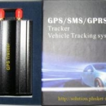 GPS Tracker of Phuket IT Solution