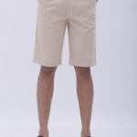 กางเกงสามส่วน สีกากี - Khaki